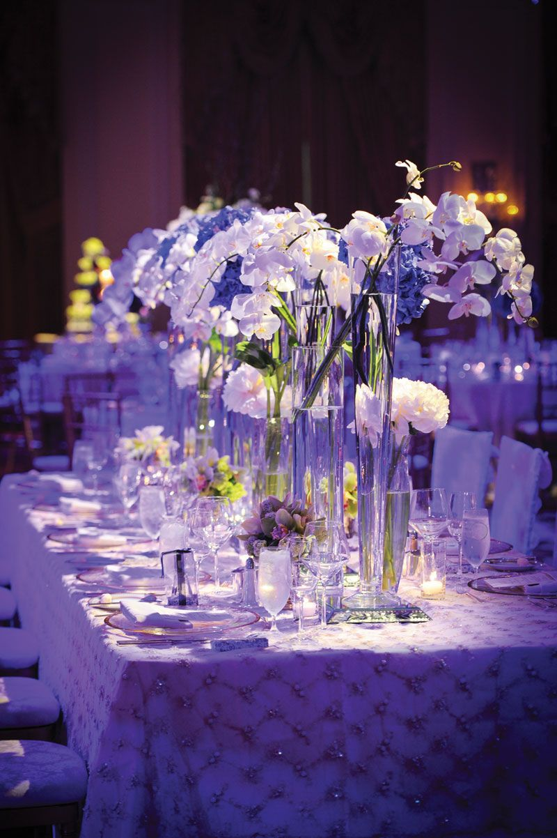 Love These Orchid Centerpieces Photo By Edmonson Weddings Www