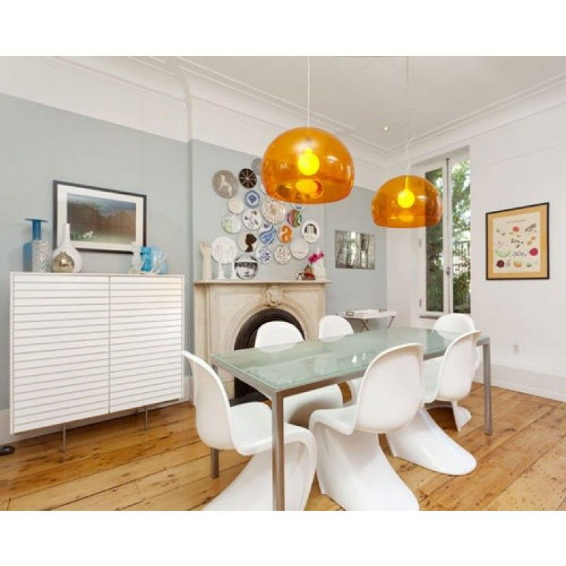 fly kartell orange - Google Search   Haus und Home interior