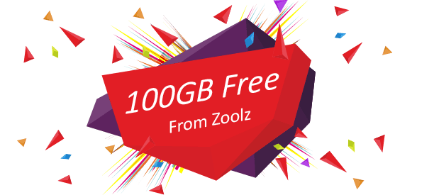Zoolz 100gb Free Cold Backup Storage For Lifetime Giveaway Cloud Backup Software Deals Backup