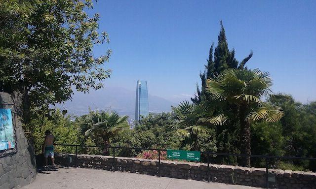 Piscina Antilen Santiago Chile
