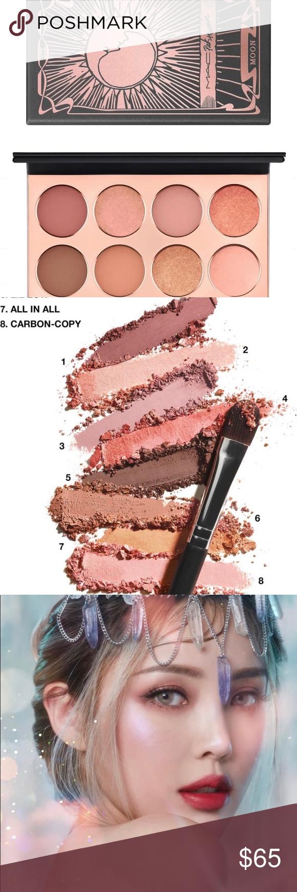 Mac x Pony Park hocus Pocus Eye shadow palette Eyeshadow