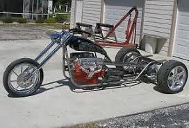 Image result for v8 trike frame plans | Trikes | Tricycle