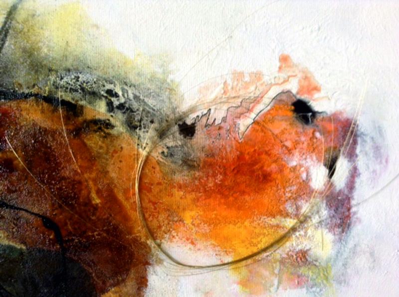 Isolde Folger Kunstzeit Allensbach | 装饰画 | Pinterest | Abstrakte ...