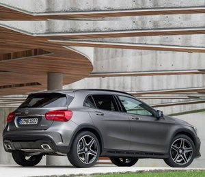 Booking Of Mercedes Benz Gla Crossover Begins At Inr 2 Lakhs To
