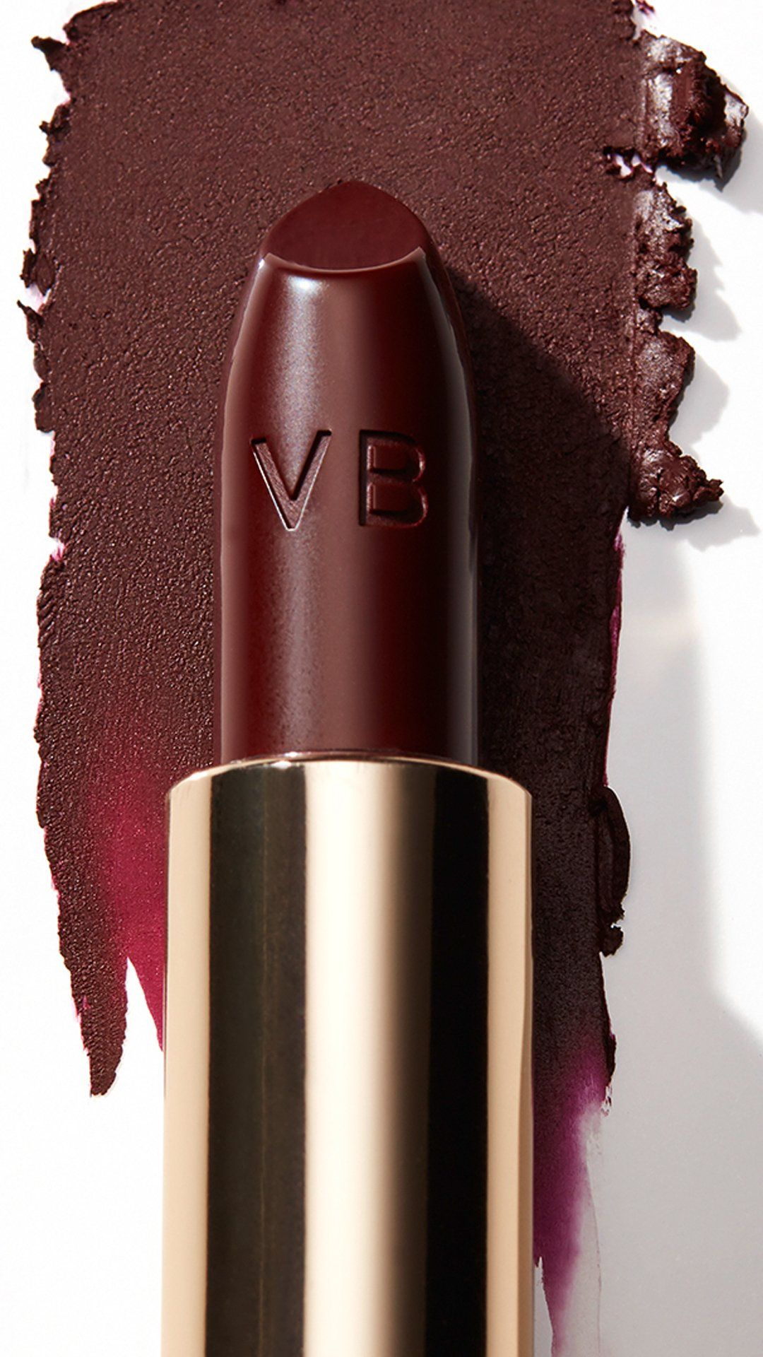 Burgundy Lipstick Trend Estée Stories Blog esteelauder