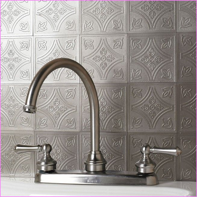 Kitchen Backsplash Vinyl Wallpaper soompy | peel creativ backsplash kitchen stick and