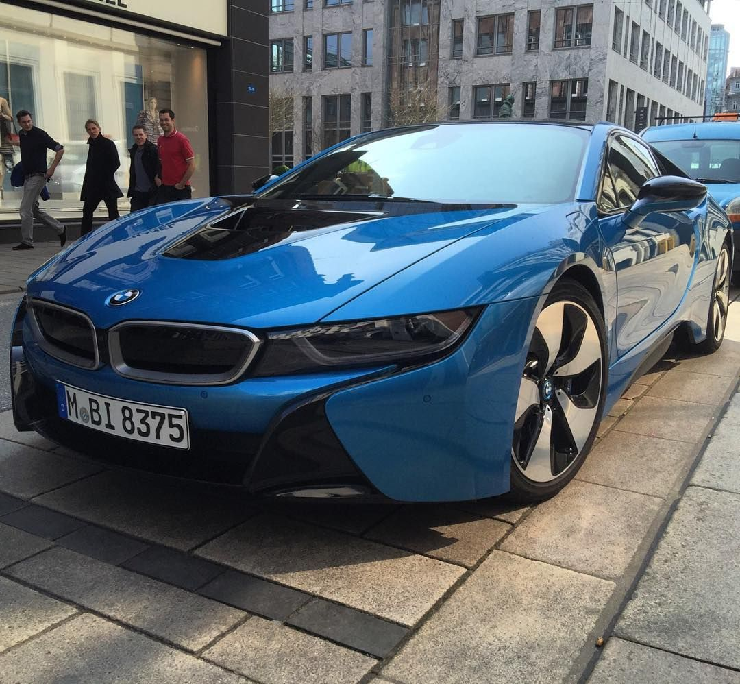 marty mcfly would love the future bmw i8 edrive electric rh pinterest com