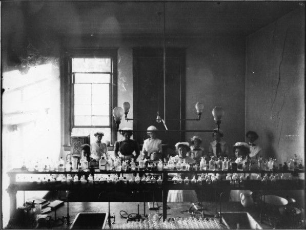 Chemistry Lab Union College Barbourville Ky Schools Libraries