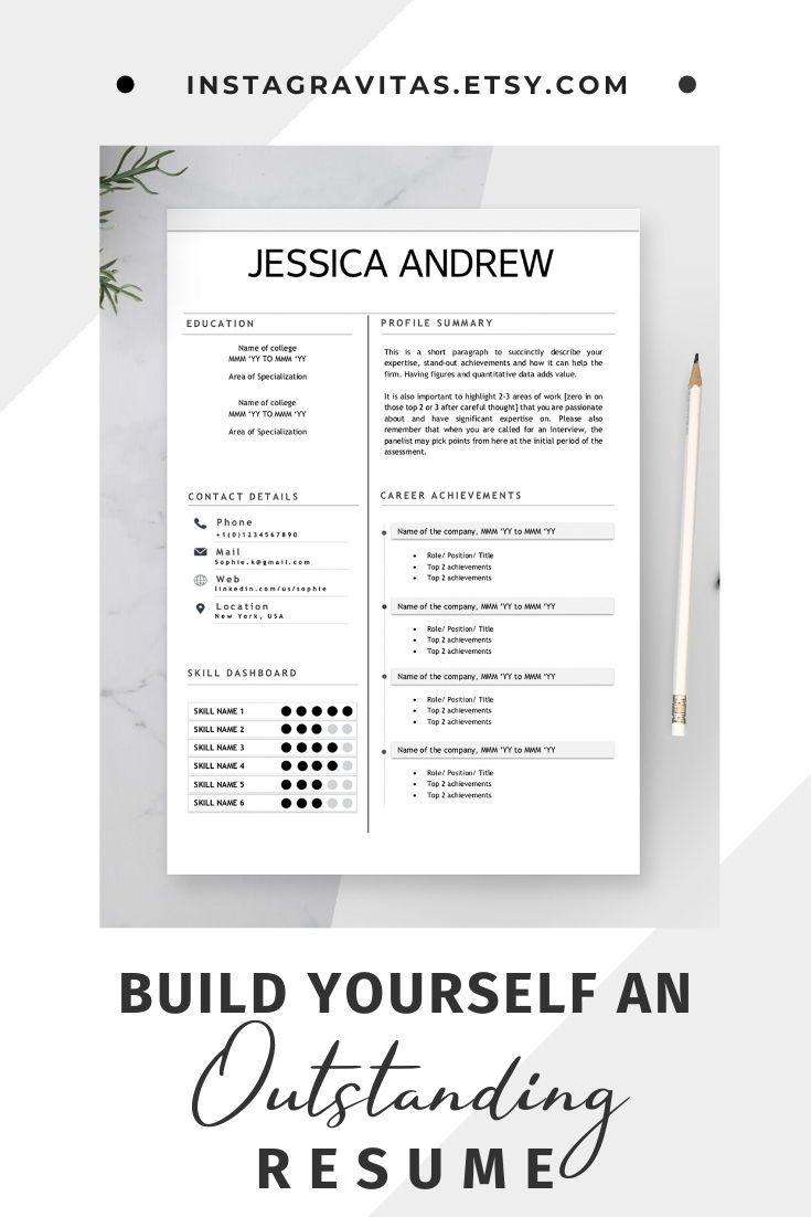 Engineering resume services minimalist resume template