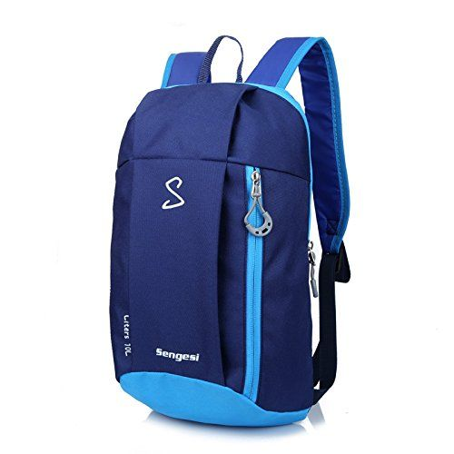 Amer Armor Decathlon Kids Adults Outdoor Backpack Daypack Mini Small  Bookbags 10L (Navy 29d8aac311f9d