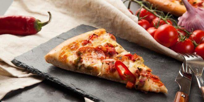 resimli tarif: diyet pizza kaç kalori [15]