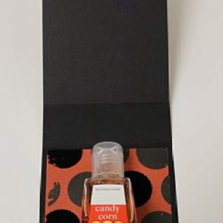 Inside Of Hand Sanitizer Spooktacular Halloween
