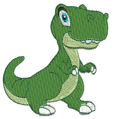 Dinosaur Embroidery Design | machine embroidery boys | Pinterest ...