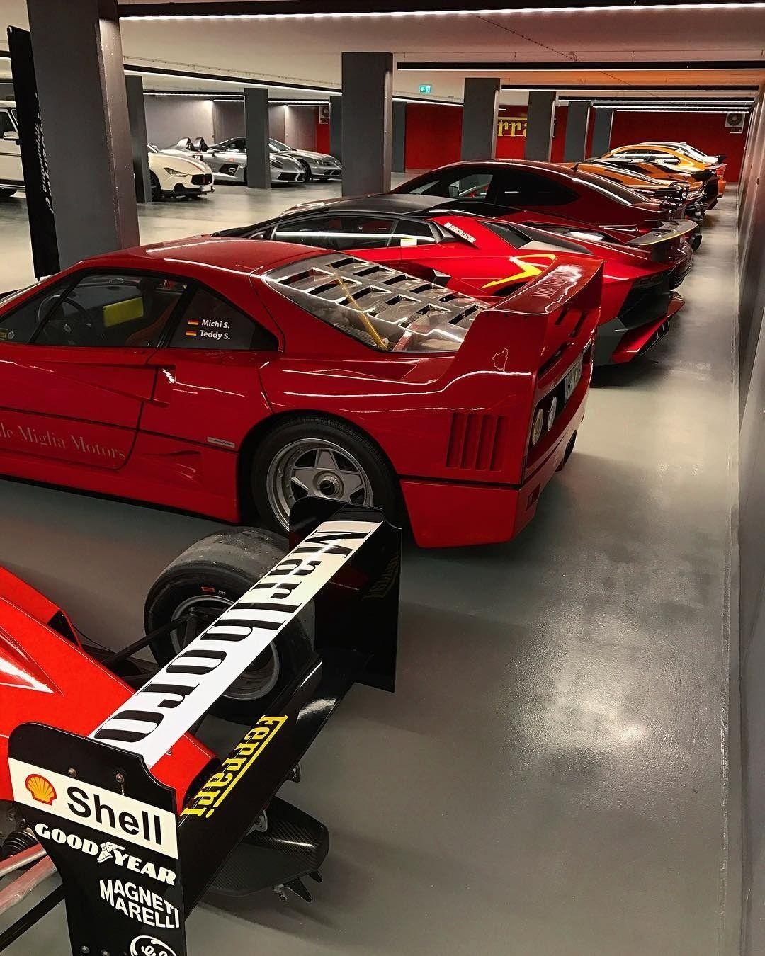 Cars Collector Garages: Garage, Dream Garage, Cars