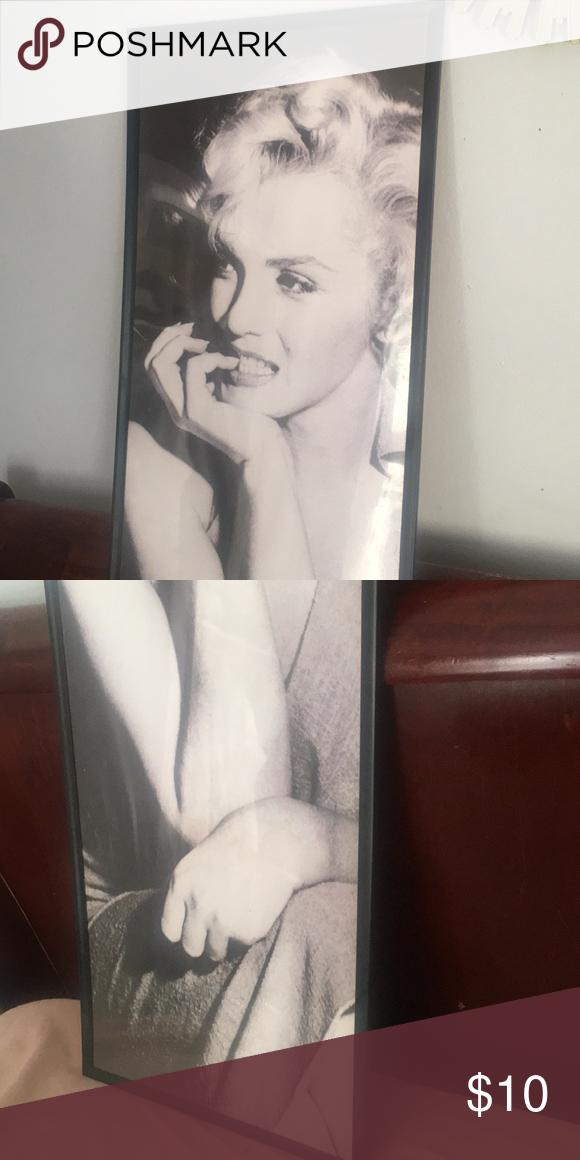 Marilyn Monroe Framed Poster Poster frame, Poster, Frame