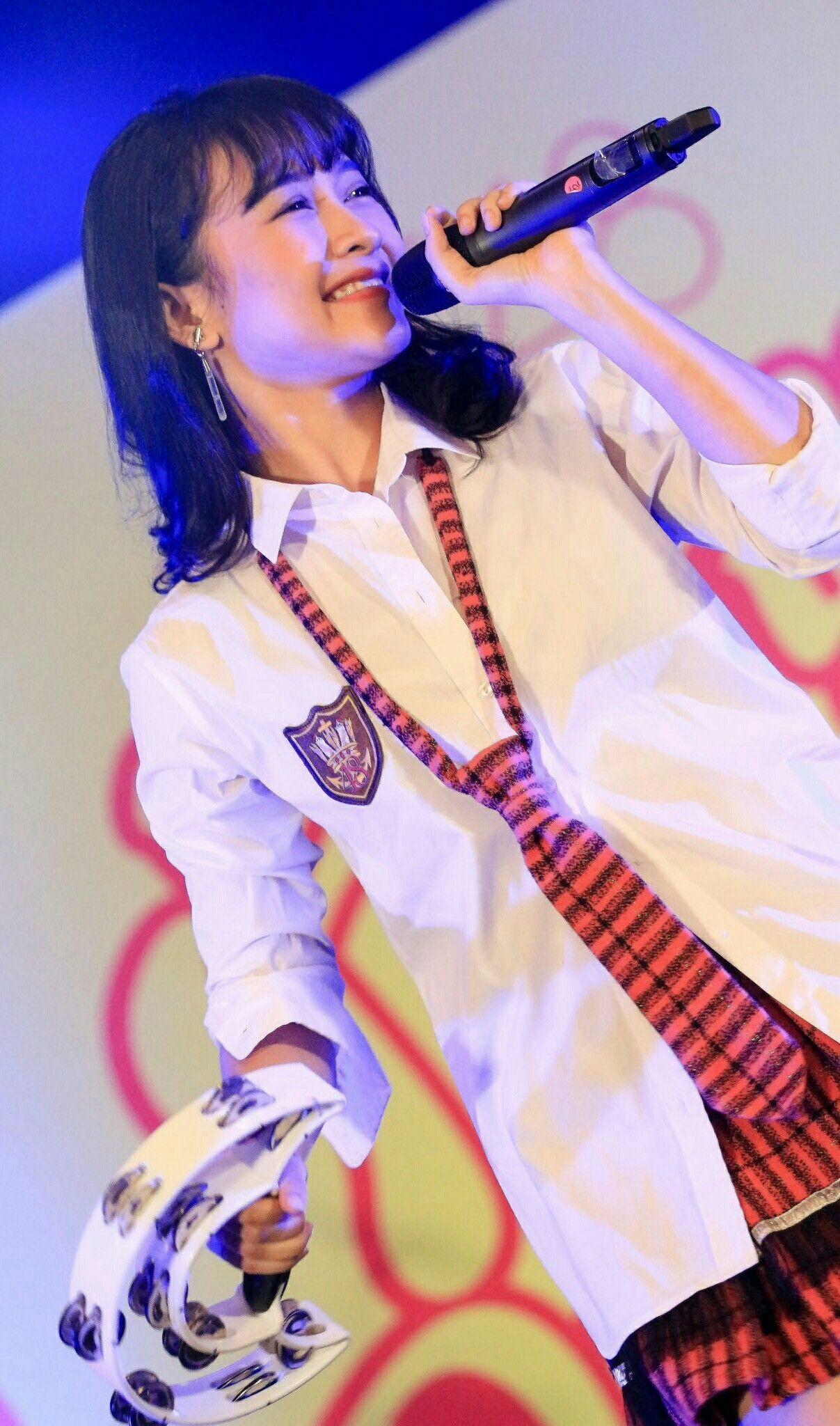 Pin oleh JKT48 di Devi Kinal Putri Putri