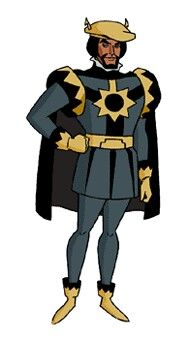 Kanto is one of Darkseid's many minions. He is a trooper of Apokolips who has been sent to Earth to supply Intergang with Apokoliptic weapons in order for Darkseid to control the organization for his conquest of Earth and Superman.