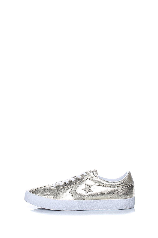 2fcdf27761 CONVERSE – Γυναικεία παπούτσια Breakpoint Ox χρυσή απόχρωση  Γυναικεία Παπούτσια Sneakers CONVERSE Διαχρονικός σχεδιασμός