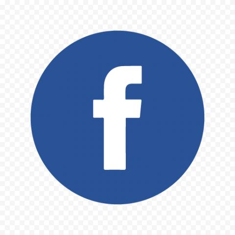 Facebook Circle Logo Blue Circle Logos Logo Facebook Facebook Logo Png