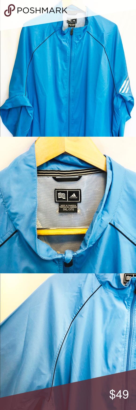 Details about NEW! Adidas Hoodie Sweatshirt Men's Dark Blue 3X 3XL