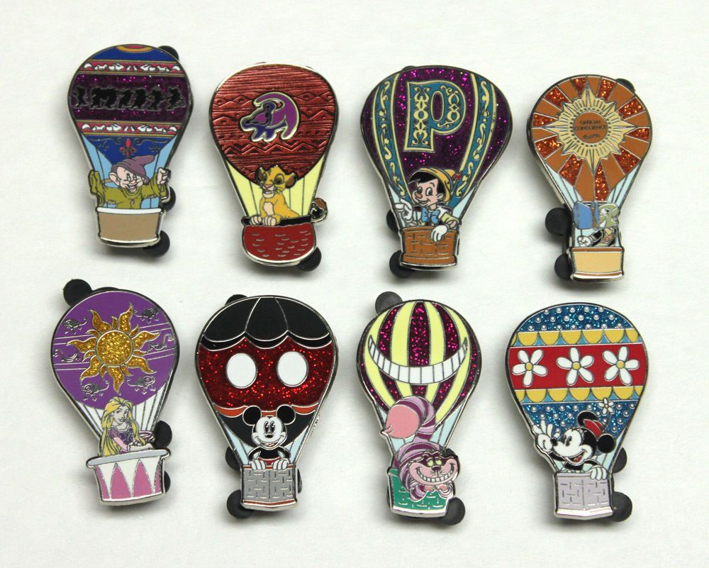 Pin by Nettie Sanders on Disney pins!!   Rare disney pins ...