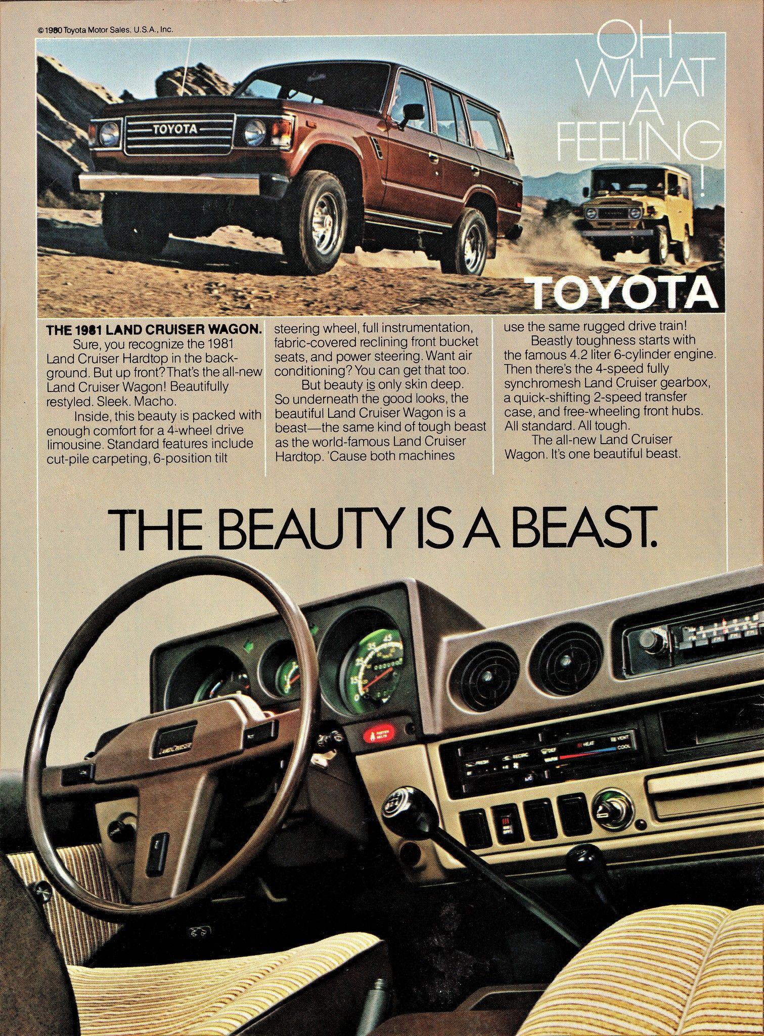 1981 Toyota Land Cruiser Wagon Hardtop In 2020 Toyota Land Cruiser Land Cruiser Toyota Cruiser