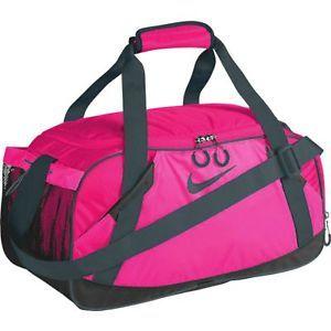 523768ebabea Nike varsity girl ii medium duffle gym bag