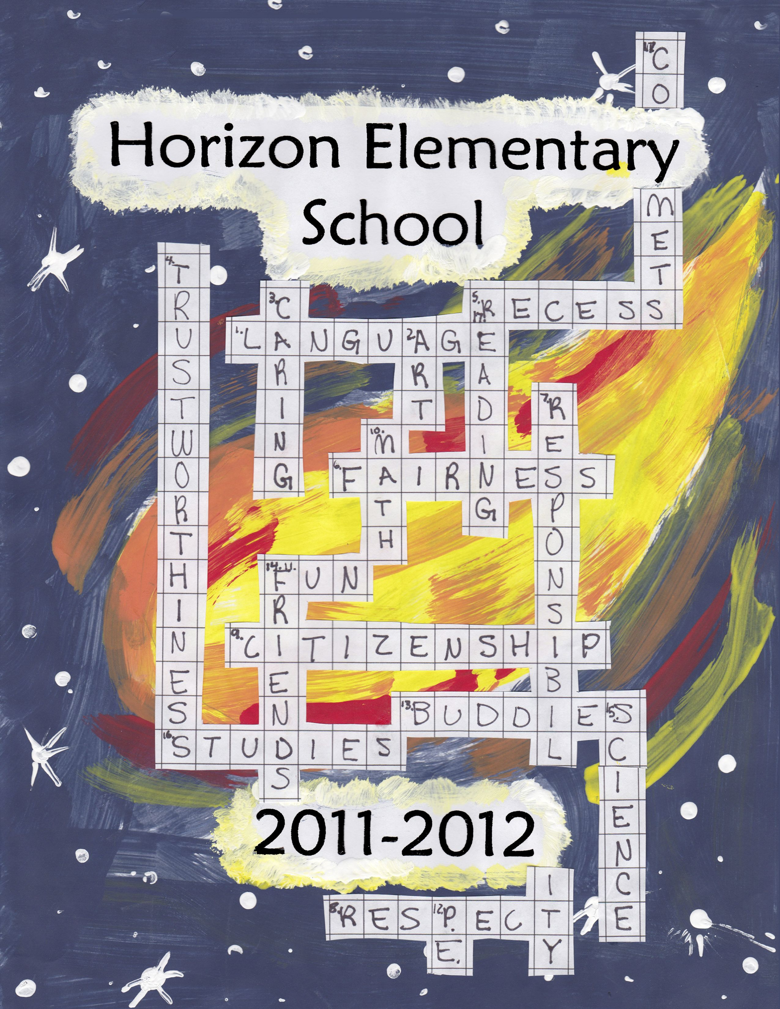 elementary yearbook page ideas 2011 12 yearbook cover contest