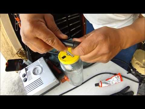 HOW TO MAKE A SMOKE/ VACUUM LEAK TESTER (NOW YOU CAN TEST