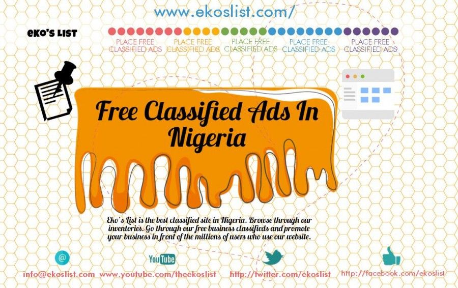 Classified Nigeria Buy used cars, Creative infographic