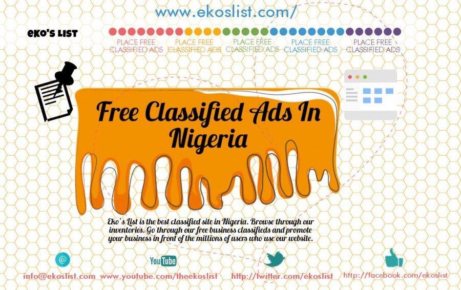 Classified Nigeria | buy used cars in Nigeria | Ekoslist.com ...