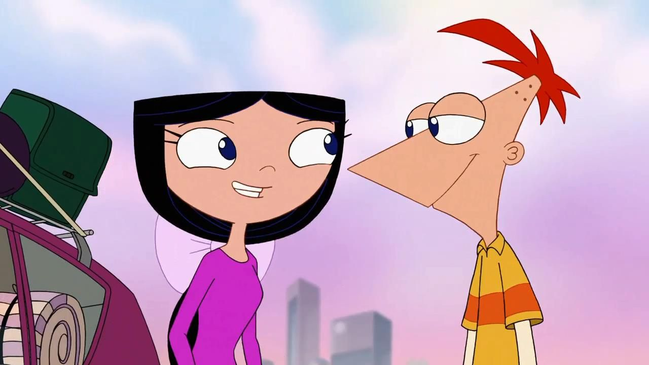 """Phineas Has Finally Got His Girlfriend Isabella In """"Act"""