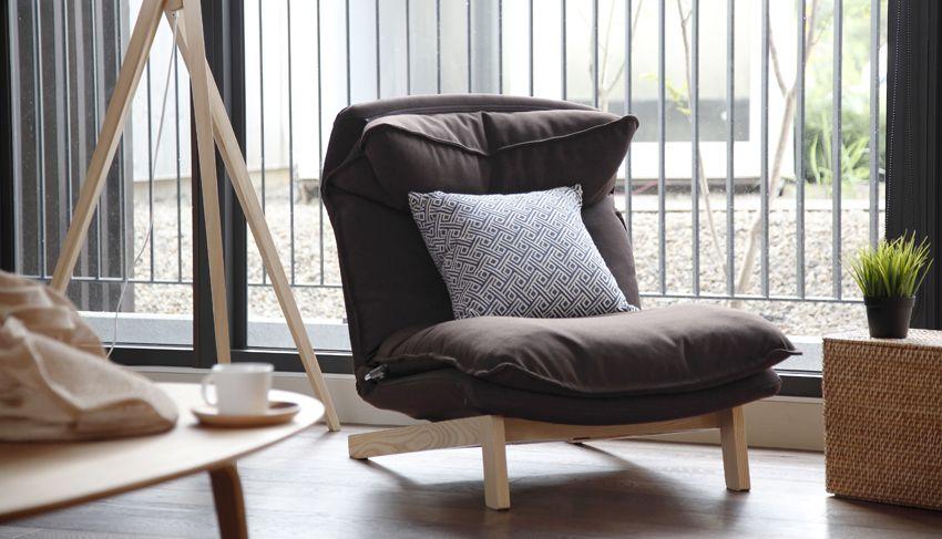 Woonkamer Van Muji : Muji my reading chair space in muji muji style home