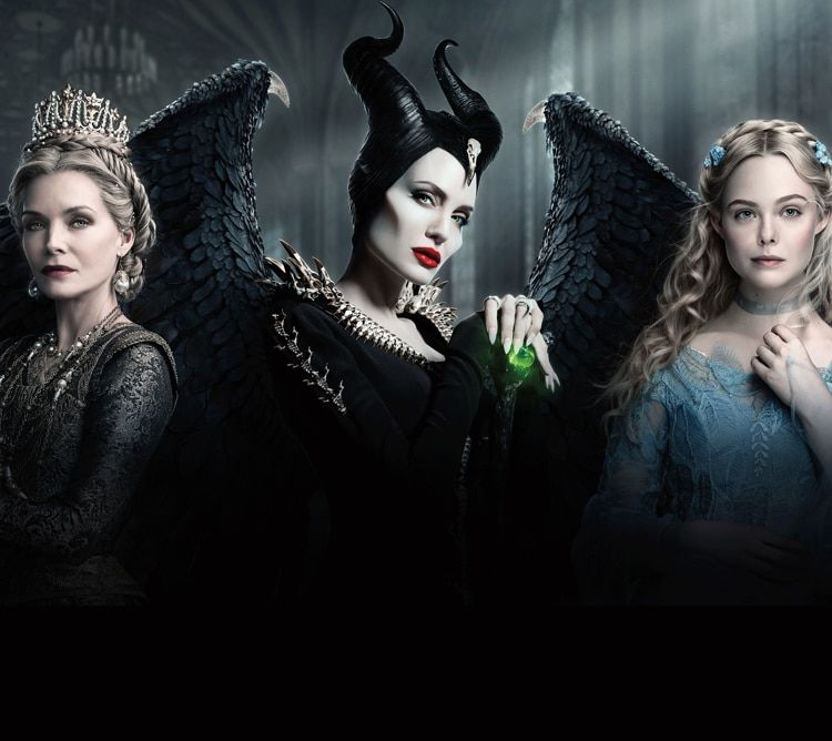 Michelle Pfeiffer As Queen Ingrith, Angelina Jolie As