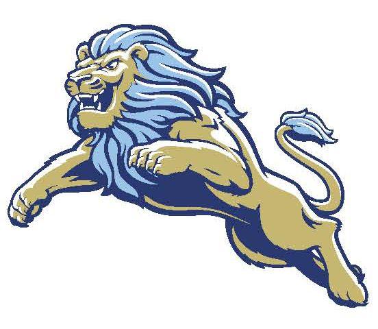Discus And Card Catalog Daniel High School Lion Art Lion Logo Sports Team Logos