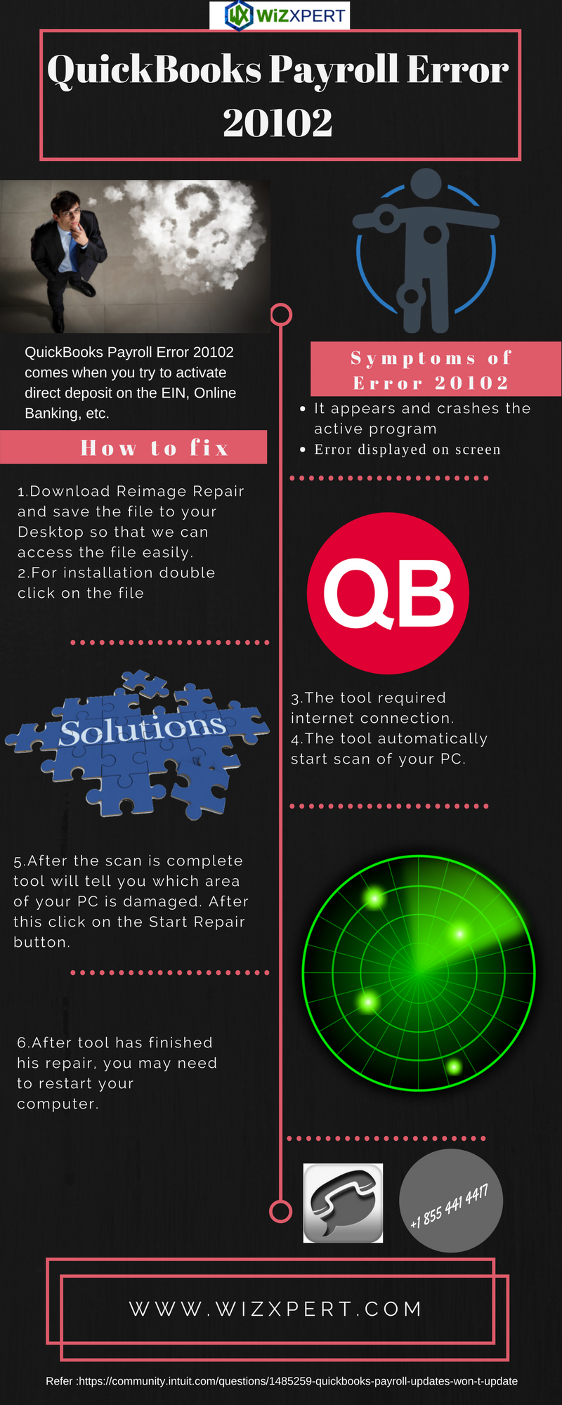 Pin by Donna on QUICKBOOKS TIPS   Quickbooks payroll, Error code