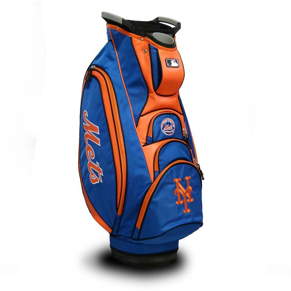 a84f773eb0 New York Mets MLB Victory Cart Bag