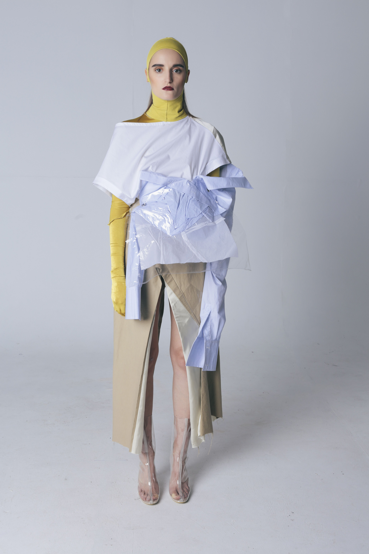 Jing Zhou In 2020 Contemporary Fashion London College Of Fashion Fashion