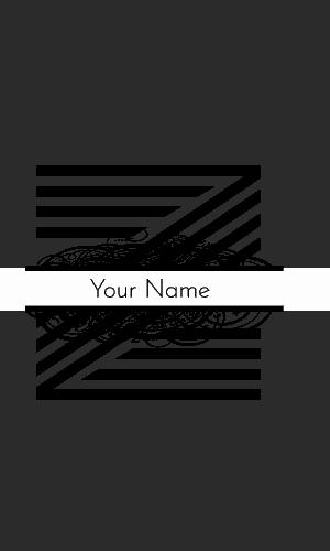 Free Split Monogram Font Maker Create Your Monogram Online Monogram Fonts Lettering Monogram Online