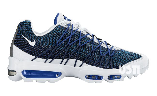 nike air max 95 ultra jacquard preview street sneakers