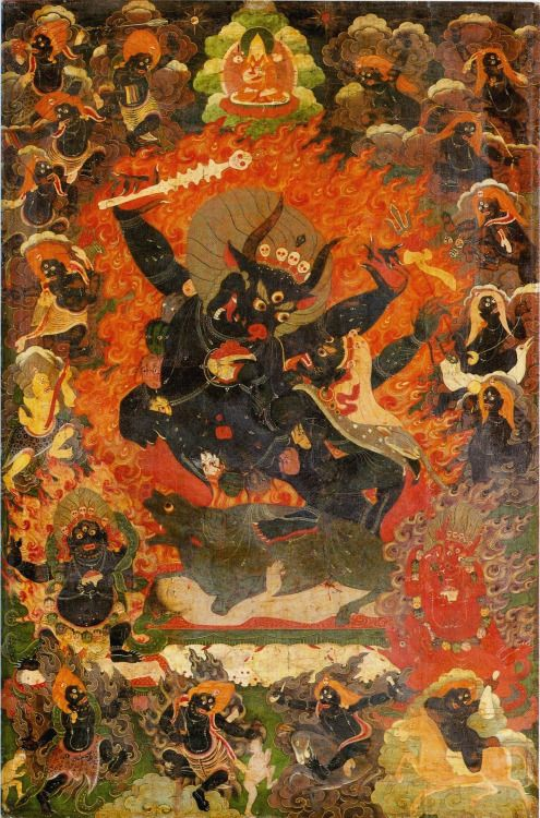 Although Yama Is The Judge Of The Dead He Is Generally Regarded