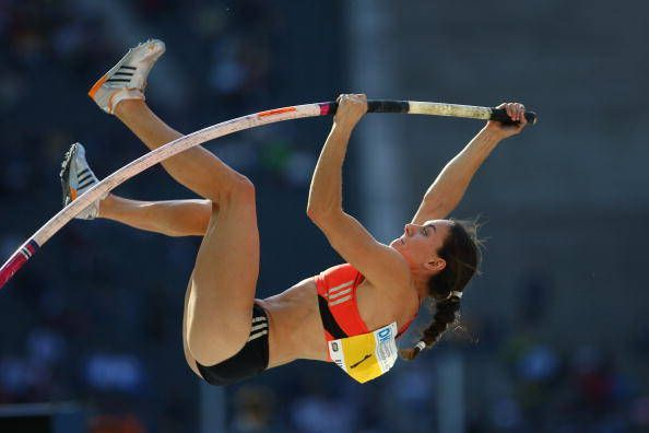Photographic History Of The Track And Field Pole Vault Event Pole Vault Track And Field Michael Steele