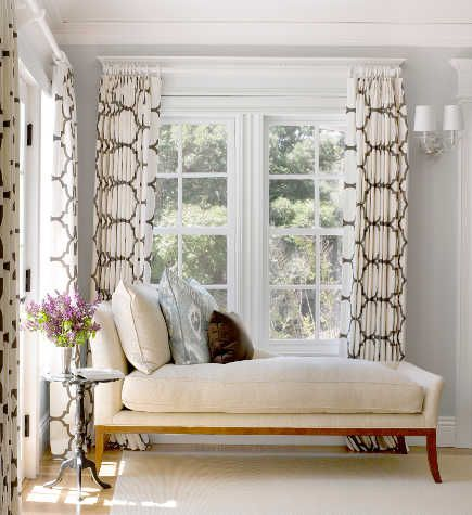 Strategies For Hanging Draperies With