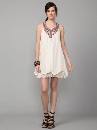 COTTON RAINFOREST DRESS