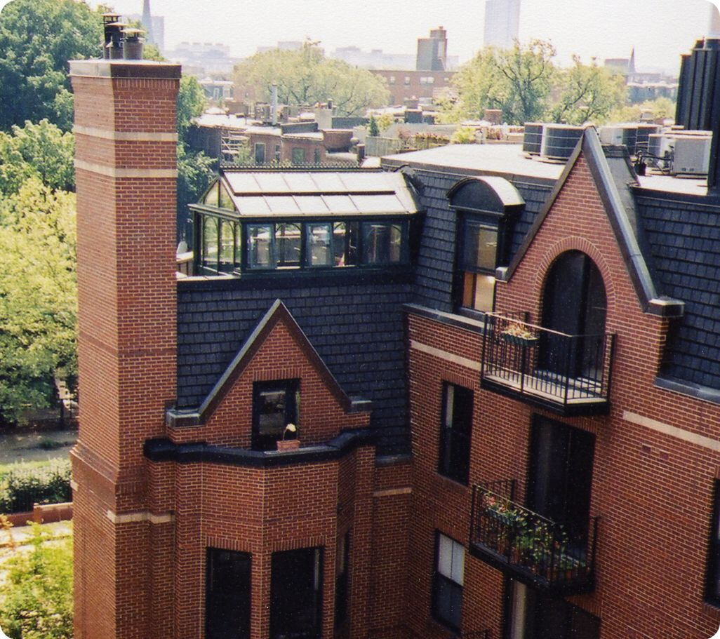 Best Red Brick Black Trim House Roof House Exterior 640 x 480