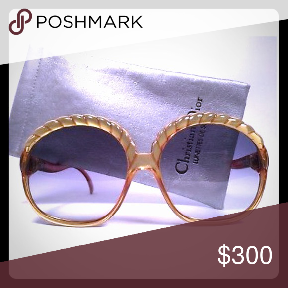 0509012c0e77 Spotted while shopping on Poshmark  Dior Sunglasses Vintage♢️Final Price  Reduction♢ !  poshmark  fashion  shopping  style  Dior  Accessories