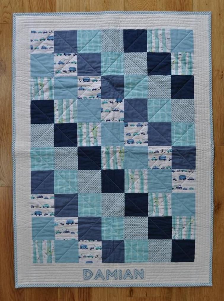 Baby Boy Quilt Craftsy Baby Quilt Patterns Pinterest Baby