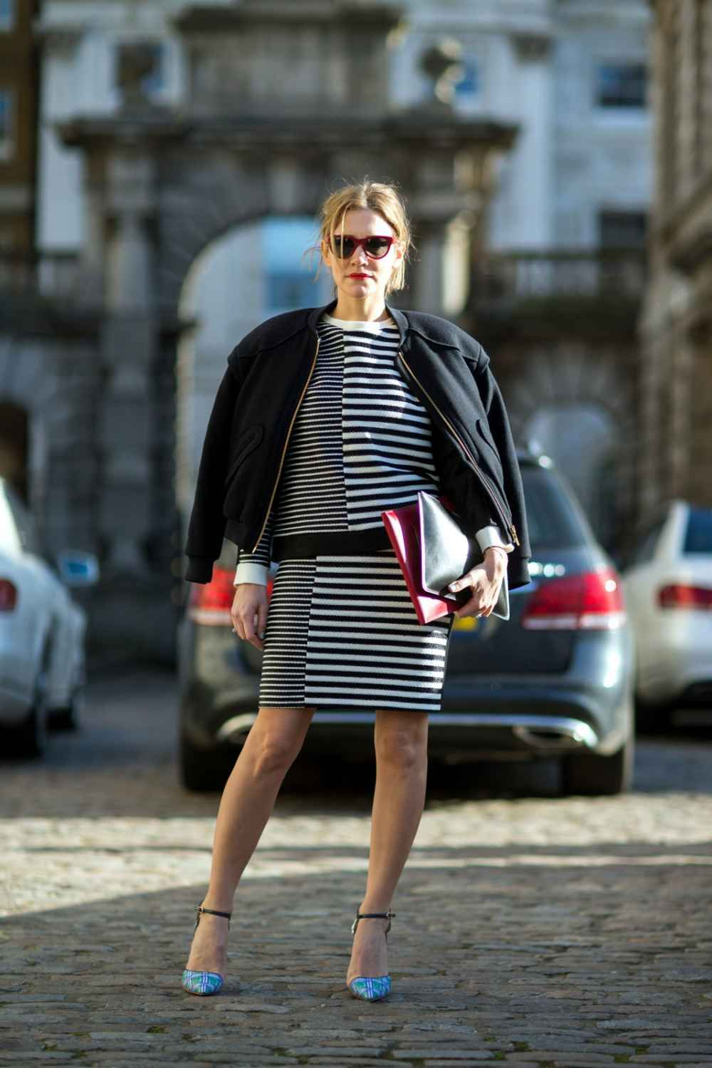 Stripes Outfits - New Styling Ideas