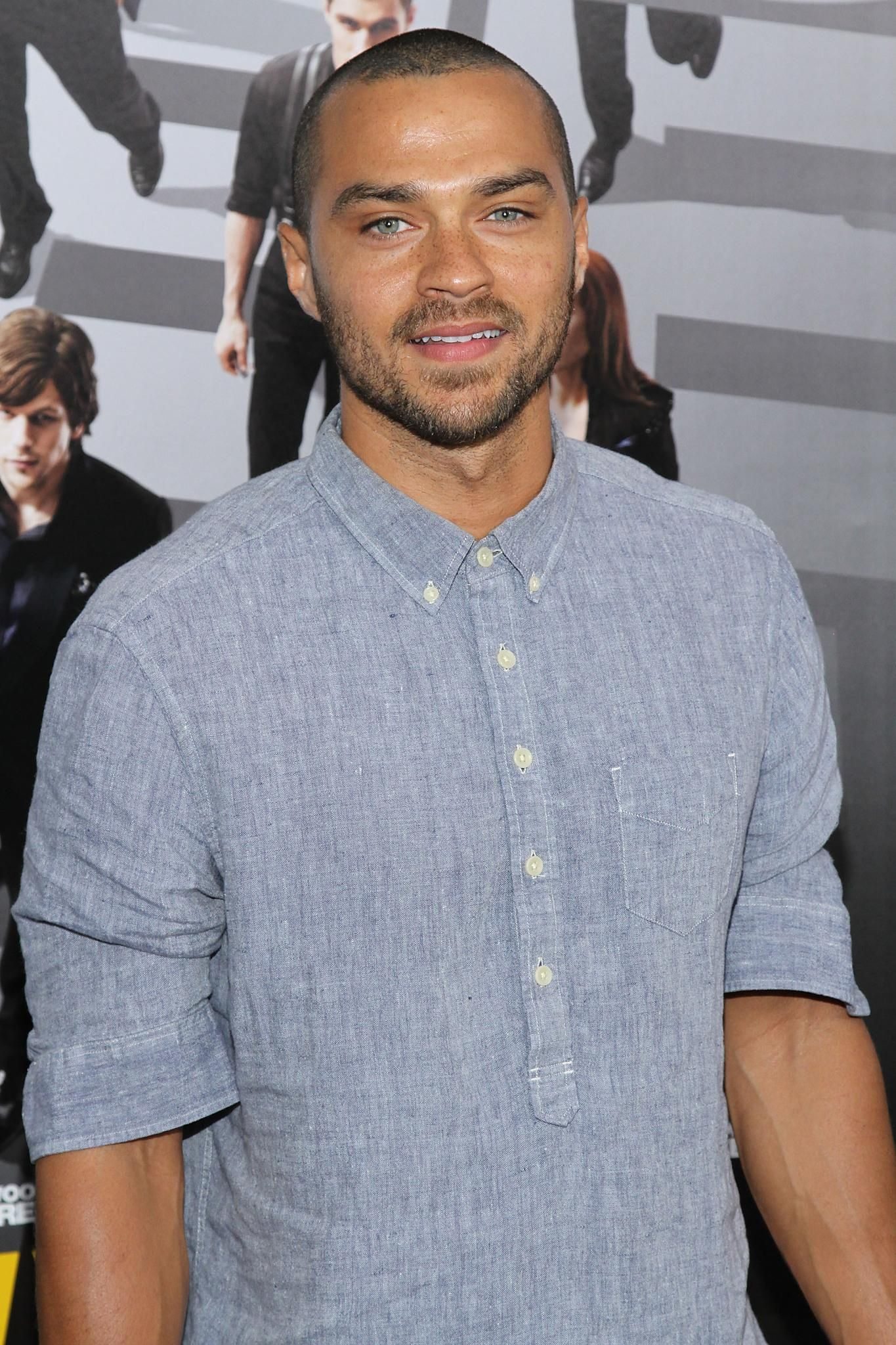 Jesse Williams At Event Of Now You See Me Jaful Perfect | Men ...