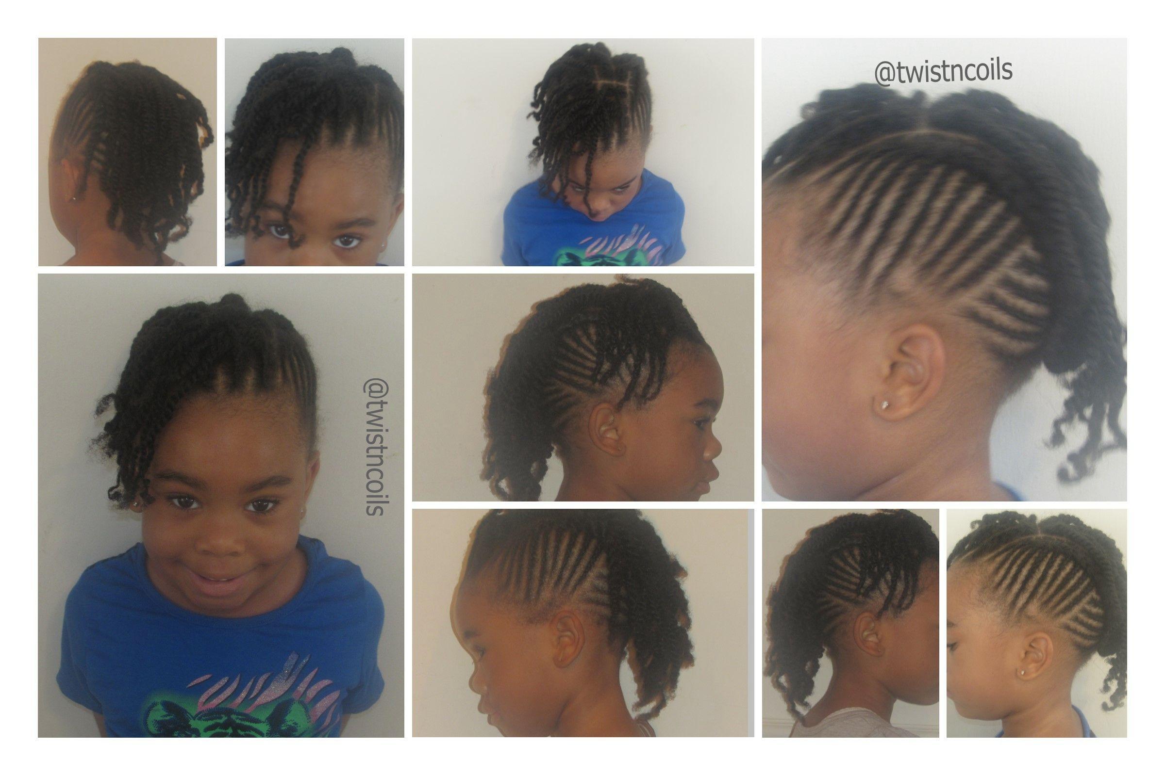 Braided mohawk tnc kids natural hairstyles pinterest braided